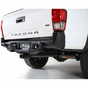 Addictive Desert Designs - ADD R681241280103 Stealth Fighter Rear Bumper with Backup Sensors for Toyota Tacoma 2016-2020 - Image 3