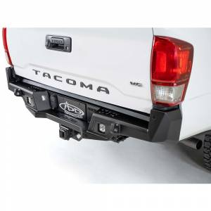 Addictive Desert Designs - ADD R681241280103 Stealth Fighter Rear Bumper with Backup Sensors for Toyota Tacoma 2016-2020 - Image 4