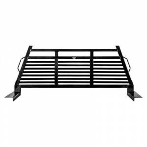 Frontier Gear - Frontier Gear 110-28-8006 Full Louvered 2HR Headache Rack for Chevy and GMC 1500/2500/3500/2500HD/1500HD 1999-2007 - Image 1