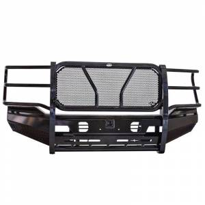 Frontier Gear Front Bumper Replacements - Ford - Frontier Gear - Frontier Gear 130-11-1005 Pro Front Bumper for Ford F250/F350 2011-2016