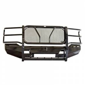Frontier Gear 130-11-1006 Pro Front Bumper with Light Bar Compatible for Ford F250/F350 2011-2016