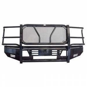 Frontier Gear 130-11-7008 Pro Front Bumper with Light Bar Compatible for Ford F250/F350 2017-2019