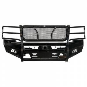Frontier Gear - Frontier Gear 130-21-1005 Pro Front Bumper for Chevy Silverado 2500 HD/3500 HD 2011-2014