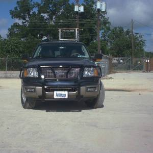 Frontier Gear - Frontier Gear 200-10-3004 Grille Guard for Ford Expedition 2003-2006 - Image 3