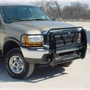 Frontier Gear - Frontier Gear 200-19-9004 Grille Guard for Ford F250/F350/Excursion 1999-2004 - Image 4