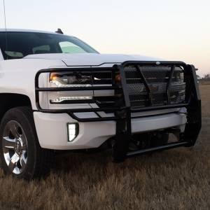 Frontier Gear 200-21-4012 Grille Guard without Sensor for Chevy Silverado 1500 2014-2018