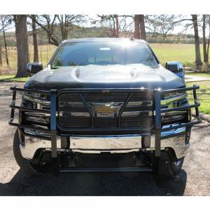 Frontier Gear 200-21-9012 Grille Guard without Sensor for Chevy Silverado 1500/1500 LD 2019-2020 New Body Style
