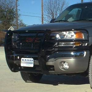 Frontier Gear - Frontier Gear 200-30-3004 Grille Guard for GMC Sierra 2500/2500 HD/3500 2003-2006 - Image 4