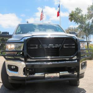 Frontier Gear Grille Guards - Dodge - Frontier Gear - Frontier Gear 200-41-9008 Grille Guard with Sensor for Dodge Ram 2500/3500 2019-2020 New Body Style