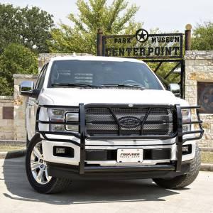 Frontier Gear Grille Guards - Dodge - Frontier Gear - Frontier Gear 200-51-5004 Grille Guard for Ford F150 2015-2019