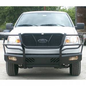 Frontier Gear Front Bumper Replacements - Ford - Frontier Gear - Frontier Gear 300-10-4005 Front Bumper for Ford F150 2004-2005