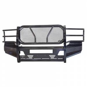 Frontier Gear - Frontier Gear 300-10-5006 Front Bumper with Light Bar Compatible for Ford F250/Excursion 2005-2007