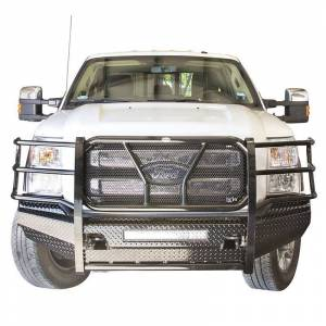 Ford F250/F350 Super Duty - Ford Superduty 2011-2016 - Frontier Gear - Frontier Gear 300-11-1006 Front Bumper with Light Bar Compatible for Ford F250/F350 2011-2016