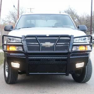 Frontier Gear Front Bumper Replacements - Chevy - Frontier Gear - Frontier Gear 300-20-3005 Front Bumper for Chevy Silverado 2500HD/3500 2003-2006