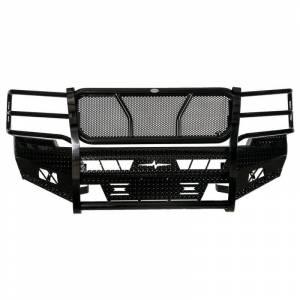 Frontier Gear - Frontier Gear 300-21-1005 Front Bumper for Chevy Silverado 2500 HD/3500 HD 2011-2014