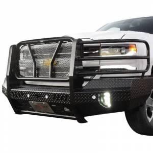 Frontier Gear Front Bumper Replacements - Chevy - Frontier Gear - Frontier Gear 300-21-6009 Front Bumper for Chevy Silverado 1500 2016-2018