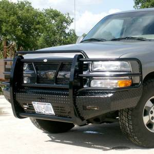 Frontier Gear - Frontier Gear 300-29-9005 Front Bumper for Chevy Suburban 1500/2500 2000-2006 - Image 2