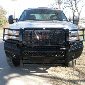 Frontier Gear Front Bumper Replacements - GMC - Frontier Gear - Frontier Gear 300-31-1005 Front Bumper for GMC Sierra 2500 HD/3500 HD 2011-2014