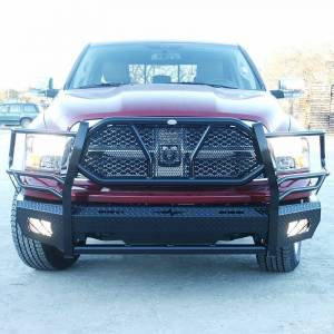 Frontier Gear 300-40-9004 Front Bumper for Dodge Ram 1500 2009-2010 and Ram 1500 2011-2012