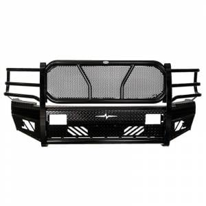 Frontier Gear 300-41-0006 Front Bumper for Dodge Ram 2500/3500 2010 and Ram 2500/3500 2011-2018