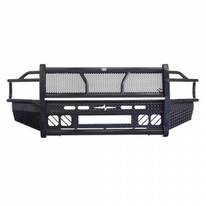 Frontier Gear - Frontier Gear 300-49-8006 Front Bumper with Light Bar Compatible for Dodge Ram 1500/2500/3500 1996-2002