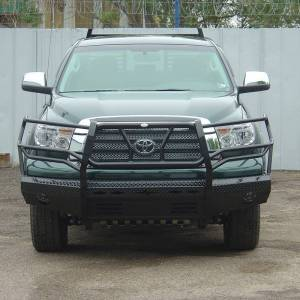 Frontier Gear - Frontier Gear 300-60-7003 Front Bumper for Toyota Tundra 2007-2013