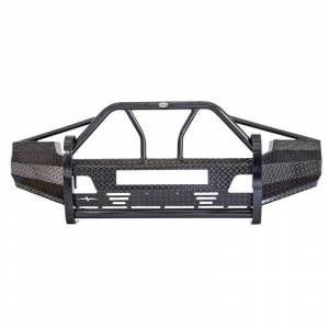 Frontier Gear - Frontier Gear 600-10-5006 Xtreme Front Bumper with Light Bar Compatible for Ford F250/F350/Excursion 2005-2007