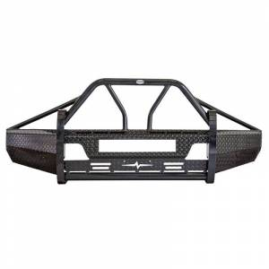 Frontier Gear - Frontier Gear 600-10-8006 Xtreme Front Bumper with Light Bar Compatible for Ford F250/F350 2008-2010