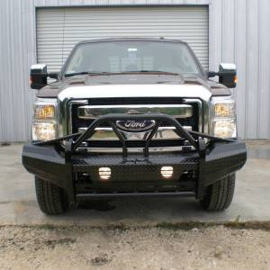 Frontier Gear - Frontier Gear 600-11-1005 Xtreme Front Bumper for Ford F250/F350/F450 2011-2016