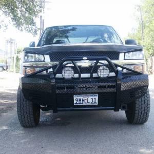 Frontier Gear - Frontier Gear 600-20-3005 Xtreme Front Bumper for Chevy Silverado 2500HD/3500 2003-2006 - Image 2