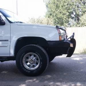 Frontier Gear - Frontier Gear 600-20-3005 Xtreme Front Bumper for Chevy Silverado 2500HD/3500 2003-2006 - Image 4