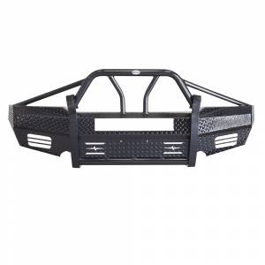Frontier Gear - Frontier Gear 600-20-3006 Xtreme Front Bumper with Light Bar Compatible for Chevy Silverado 2500 HD/3500 2003-2006