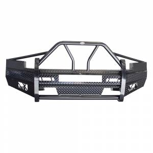 Frontier Gear - Frontier Gear 600-20-7006 Xtreme Front Bumper with Light Bar Compatible for Chevy Silverado 2500 HD/3500 HD 2007-2010