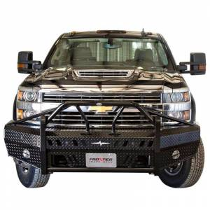 Frontier Gear - Frontier Gear 600-21-5005 Xtreme Front Bumper for Chevy Silverado 2500HD/3500 2015-2019