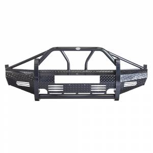 Frontier Gear - Frontier Gear 600-29-9006 Xtreme Front Bumper with Light Bar Compatible for Chevy Silverado/Suburban 1500/1500 HD/2500/Tahoe 1999-2006