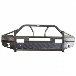 Frontier Gear - Frontier Gear 600-40-6006 Xtreme Front Bumper with Light Bar Compatible for Dodge Ram 1500/2500/3500 2003-2008