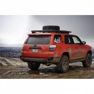 Shop Bumpers By Vehicle - Toyota 4Runner - Expedition One - Expedition One 4RRB100_PC Rear Bumper for Toyota 4Runner 2010-2019 - Textured Black