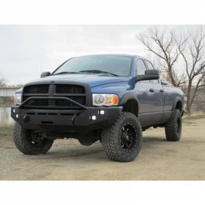 Fusion Bumpers - Fusion 0305RAMFB Front Bumper for Dodge Ram 2500/3500 2003-2005 - Image 2