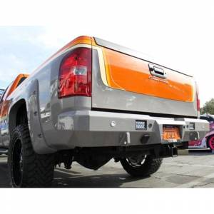 Fusion Bumpers - Fusion 0710GMCRB Rear Bumper for GMC Sierra 2500/3500 2007-2010 - Image 3