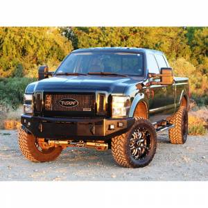 Fusion Bumpers - Fusion 0810FORDFB Front Bumper for Ford F250/F350 2008-2010