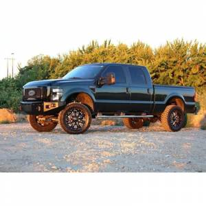 Fusion Bumpers - Fusion 0810FORDFB Front Bumper for Ford F250/F350 2008-2010 - Image 2
