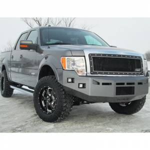 Fusion Bumpers - Fusion 0914F150FBEB Front Bumper for Ford F150 EcoBoost 2009-2014 - Image 2