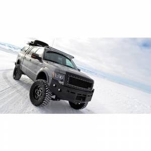 Fusion Bumpers - Fusion 0914F150FBEB Front Bumper for Ford F150 EcoBoost 2009-2014 - Image 3