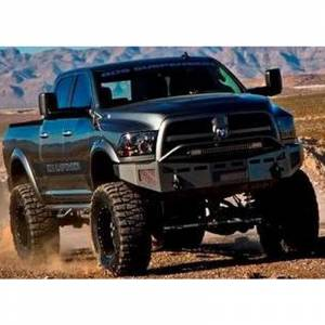 Fusion Bumpers - Fusion 1012RAMFB Front Bumper for Dodge Ram 2500/3500 2010-2012 - Image 3