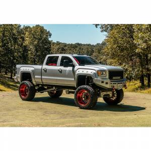 Fusion 1519GMCFB Front Bumper for GMC Sierra 2500 HD/3500 2015-2019