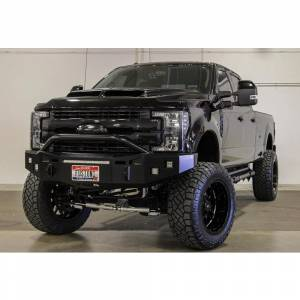 Shop Bumpers By Vehicle - Ford F450/F550 Super Duty - Fusion Bumpers - Fusion 1719450FB Front Bumper for Ford F450/F550 2017-2019