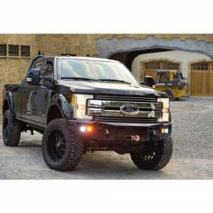 Fusion Bumpers - Fusion 1719SDFB Front Bumper for Ford F250/F350 2017-2021 - Image 3