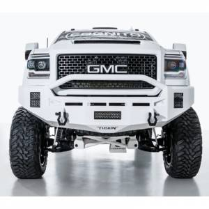 Fusion 19201500GMCFB Front Bumper for GMC Sierra 1500 2019-2020