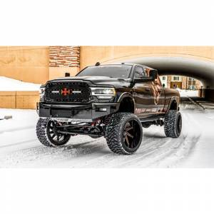 Fusion 1920RAMFB Front Bumper for Dodge Ram 2500/3500 2019-2021 New Body Style
