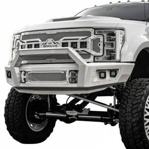 Flog Industries FISD-F2535-1116F-S Front Bumper with Sensor Holes for Ford F250/F350 2011-2016